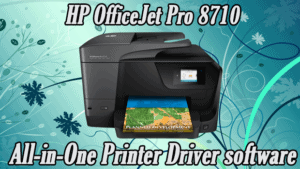 Read more about the article HP OfficeJet Pro 8710 All-in-One Printer Driver software