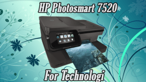Read more about the article HP Photosmart 7520 e-All-in-One Printer Driver Software